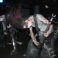 Absu, Impiety & Necronomicon - London Underworld 12/4/12