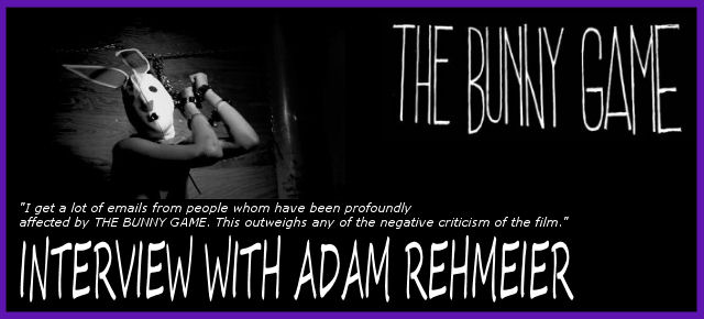 Interview - Bunny Game director Adam Rehmeier