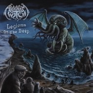 Arkham Witch - Legions Of The Deep (Metal On Metal)