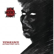 New Model Army – Vengeance The Whole Story 1980-84 (Attack Attack)