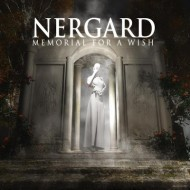 Nergard - Memorial For A Wish (Front Cover)