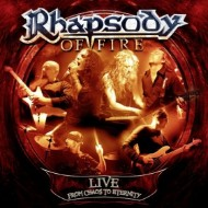 Rhapsody Of Fire -  From Chaos To Eternity (AFM)