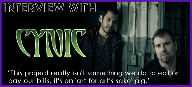 Interview - Cynic