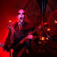 Behemoth, Cradle Of Filth, In Solitude, Inquisition & Svarttjern – London Forum 10/2/14