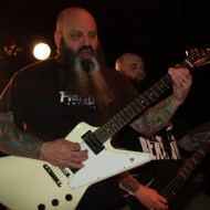 Crowbar, Hang The Bastard & Dripback – London Garage 4/3/14