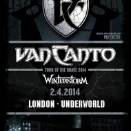 Van Canto, Winterstorm, enKelination -  London Underworld 2/4/14