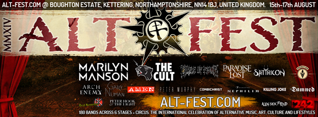 Feature & Interview Alt-Fest