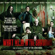 What We Do In The Shadows - Jemaine Clement, Taika Waititi (Metrodome)