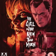 The Girl Who Knew Too Much – Mario Bava (Arrow)