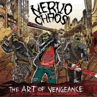 Nervochaos - The Art Of Vengeance (Greyhaze Records)