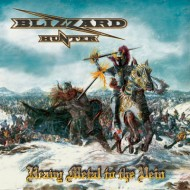 Blizzard Hunter - Heavy Metal to the Vein (Pure Underground Records)