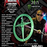 "Tim ""Ripper"" Owens – Norwich Waterfront, 18/07/15"