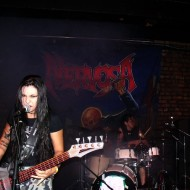 Nervosa, Derision, The Bendal Interlude, Exiled, Reaper Lomax, Liverpool 16/08/15.