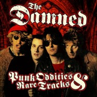 The Damned – Fiendish Shadows & Punk Oddities And rare Tracks (Westworld)