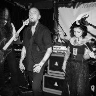 A Forest Of Stars, Harakiri For The Sky & Praesepe – London Black Heart 18/10/15