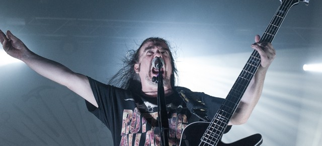Deathcrusher Tour (Carcass, Obituary, Napalm Death, Voivod, Herod) - Manchester Ritz, 30/10/15