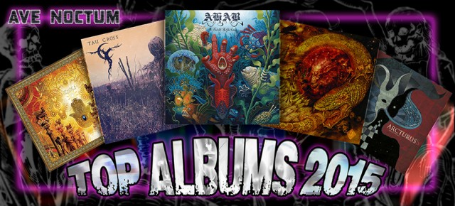 Albums Of The Year 2015