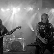 Slayer, Anthrax, Kvelertak - Leeds Academy 28/11/15
