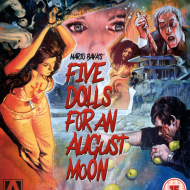 Five Dolls For An August Moon – Mario Bava (Arrow)