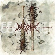 DarkRise – Fear, Hate and Corruption (Punishing Records)