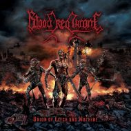 Blood Red Throne –Union Of Flesh And Machine (Candlelight)