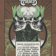 Weedeater, Conan, Lo!, Thorax – Sydney University Manning Bar, 15/7/16