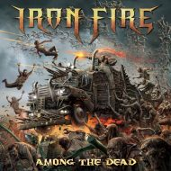 Iron Fire - Among The Dead (Crime Records)