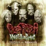 Lordi - Monstereophonic (Theaterror vs. Demonarchy) (AFM)