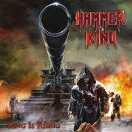 Hammer King - King Is Rising (Cruz Del Sur)