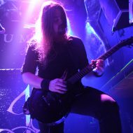 Insomnium, Barren Earth & Wolfheart – London Islington Academy 18/1/17