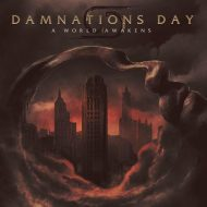 Damnations Day - A World Awakens (Sensory Records)