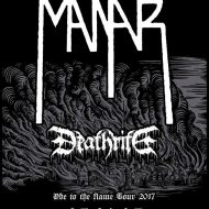 MANTAR, Deathrite, Solleme – London The Black Heart 5/4/17