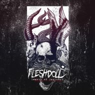 Fleshdoll – Heart Of Darkness (Great Dane Records)