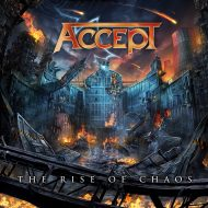 Accept - The Rise of Chaos (Nuclear Blast)