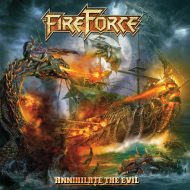 Fireforce -Annihilate The Evil (Limb Music)