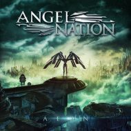 Angel Nation - Aeon (Inner Wounds Recordings)
