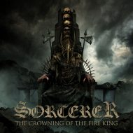 Sorcerer – The Crowning of the Fire King  (Metal Blade)