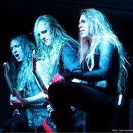 Kobra and the Lotus, Brutai, Aonia and Air Drawn Dagger Sheffield Corporation 2/12/17