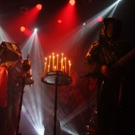 Batushka, Schammasch, Trepaneringsritualen – London Islington Assembly Hall 14/1/18