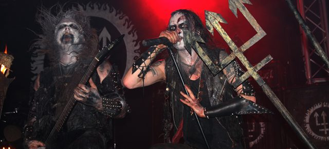 Watain & Degial – London Dome 12/1/18