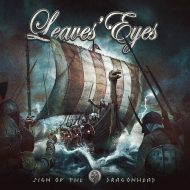 Leaves' Eyes – Sign Of The Dragonhead (AFM Records)