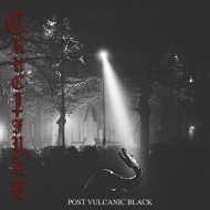 Crucifyre - Post Vulcanic Black (Pulverised Records)