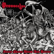 Provocator – Satan, Chaos, Blood And Terror (Moribund)