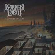 Barren Earth – A Complex Of Cages (Century Media)