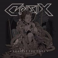 Crisix - Against the Odds (Listenable Records)