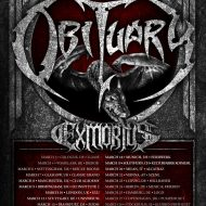 Obituary, Exmortus, Ingested - Manchester Club Academy 8/3/18