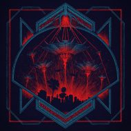 Hollywood Burns – Invaders (Blood Music)