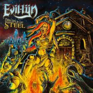 Evil-Lÿn – Disciple of Steel (No Remorse)