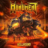 Monument – Hellhound (Rock Of Angels)