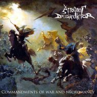 Arrogant Destruktor - Commandments Of War And Necromancy (Total Death)